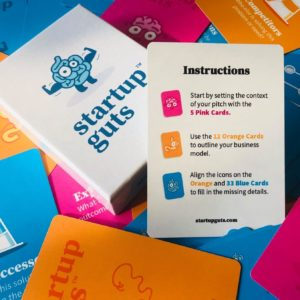 Startup Guts cards instructions